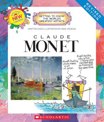 Claude Monet By Venezia, Mike